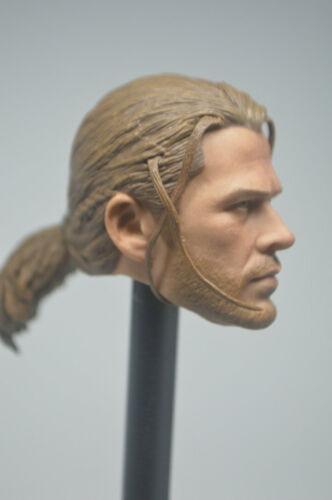 "1//6 scala gli Avengers Thor TESTA SCOLPIRE Modello F 12/"" corpo maschile Modello"