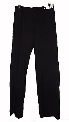 Wool-poly Black 20541 Msrp-$65.00 2 With A Long Standing Reputation New Pants Univogue Superior Uniform Group