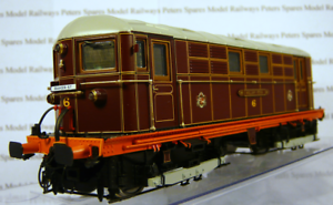Heljan-9006-Metropolitan-BoBo-No-6-William-Penn-OO-Gauge