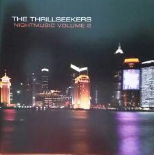 "The Thrillseekers  ""Nightmusic Volume 2"" * 2xCD / ADJCD002"