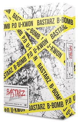 BLCOK B BASTARZ PRODUCTION DVD [2 Discs+Photobook] K-POP KPOP