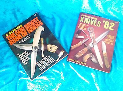 The Gun Digest Book Of Knives Album Knives Jack Lewis 1982-85 Roger Combs