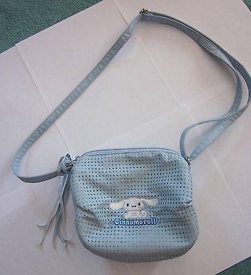 Light Blue Cinnamoroll shoulder bag purse sanrio dog Cinnamon roll cute kawaii