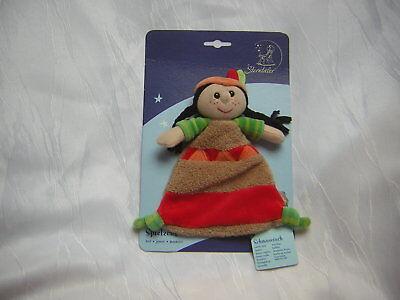 Ovp* Farben Sind AuffäLlig Rational Sterntaler Schmusetuch Indianer Rote Feder MÄdchen Klein 33929 *neu Spielzeug Baby
