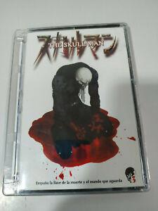 The-Skull-Man-3-DVD-Episodi-10-13-Manica-Spagnolo-Giapponese-Am