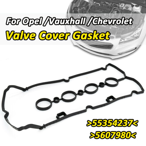 Car Engine Valve Cover Gasket 55354237 For Chevrolet Aveo Cruze Sonic G3 Astra