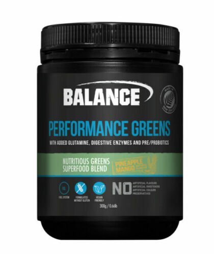 Balance Performance Greens