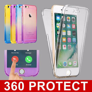 360-Full-Body-Shockproof-Slim-Soft-Clear-Protective-TPU-Gel-Phone-Case-Cover