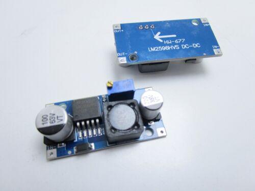 Convertitore regolabile LM2596HVS step-down dc-dc 60V 3A a corrente costante