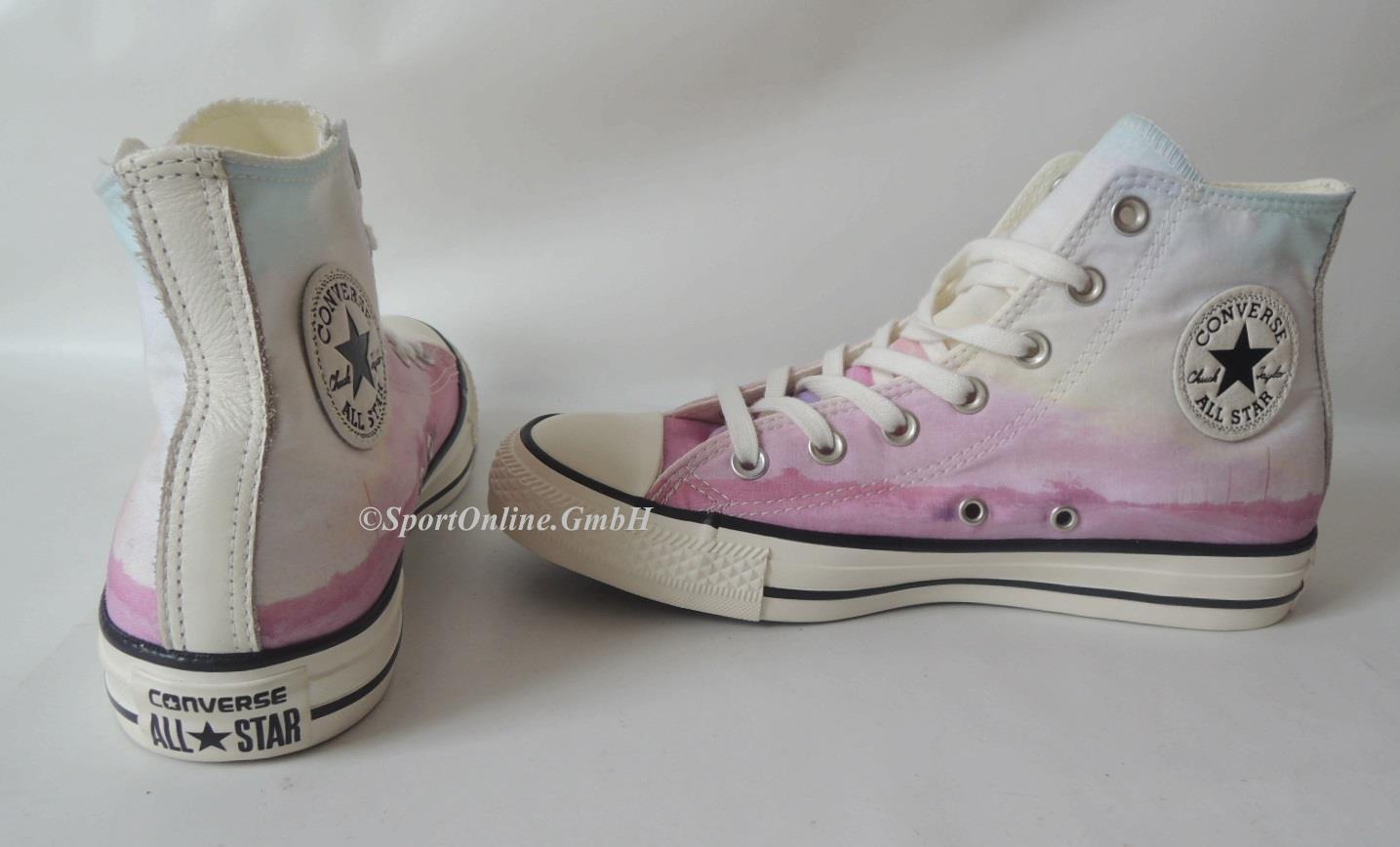NEU Converse Chuck Taylor All Star Hi Graphic 39 Chucks Schuhe Sneaker 551629C