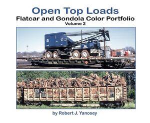 Aperto-Top-Carichi-Auto-Piatta-e-Gondola-Colore-Portfolio-Vol-2-Nuovo