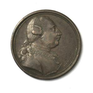 1773-George-III-King-of-Great-Britain-Etc-25mm-Bronze-Token-Kirk-F