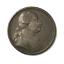 1773-George-III-King-of-Great-Britain-Etc-25mm-Bronze-Token-Kirk-F miniatuur 1