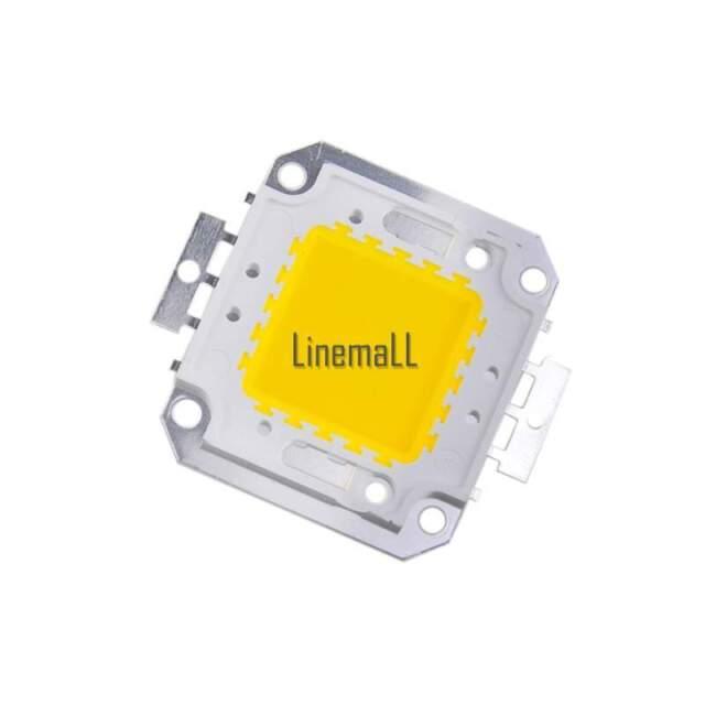 High Power Warm White DC 32-34V 100W LED light Lamp SMD Chip 9000-10000LM LM