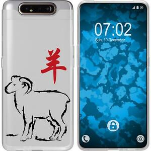 Case-for-Samsung-Galaxy-A80-Silicone-Case-Chinese-Zodiac-M8-protective-foils