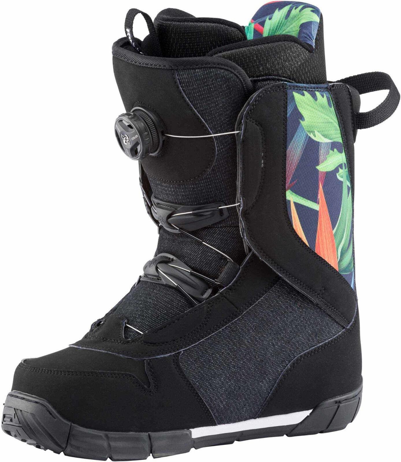 Stiefel Snowboard Stiefel Damen ROSSIGNOL ROSSIGNOL ROSSIGNOL Gasse boa H3 schwarz 2019 1bbfec