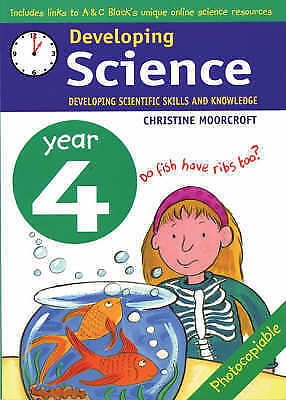 1 of 1 - Developing Science: Year 4 Developing Scientific Skills and Knowledge, Moorcroft