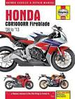 Honda CBR1000RR Service and Repair Manual: 2008-2013 by Matthew Coombs (Hardback, 2014)