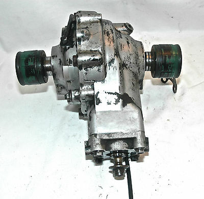 1993 Yamaha Big Bear 350 4x4 ** FRONT GEAR BOX ** Used ATV Drive Trans Part