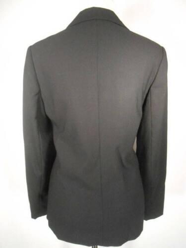 Monteret Black størrelse Button Lined Jacket Talbots kvinders 8 Smukke Ls Wool Blazer 0FwIUqq