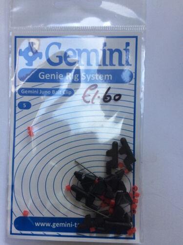 Gemini Juno Bait clips..pack of 5