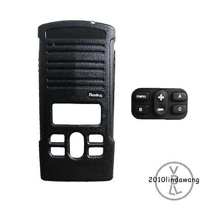 Black Housing Cover Case Kit for Motorola A12 RDU4160D RDV2080D Radio