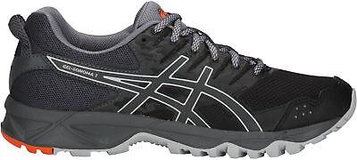 Asics Gel Sonoma 3 Womens Running Shoes - Black