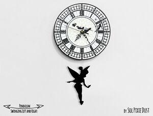 image is loading - Pendulum Wall Clock