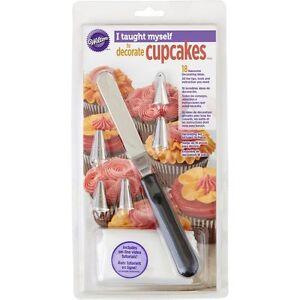 wilton cake decorating tools equipment decorate cupcakes set 2104
