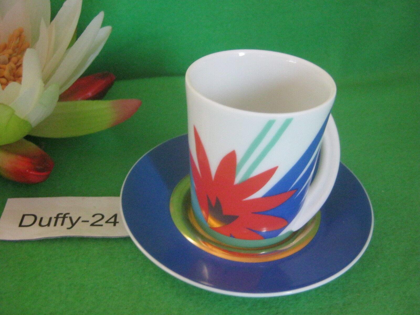 Espressotasse  2 tlg  Cupola  Nr 13 von  Rosanthal   Online-Shop