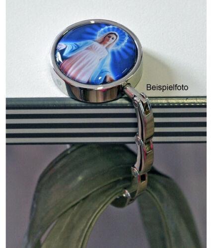 """metALUm Taschenaufhänger in runder Form /""""Frosch/"""""""