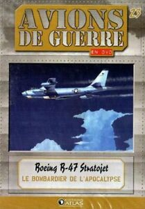 DVD-Avions-de-guerre-Boeing-B-47-Stratojet-Le-bombardier-de-l-039-apocalypse-Neuf