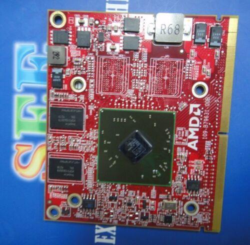 Hd 4500 4570 Tarjeta De Video Ati Mobility Radeon vg.m 920h 512m M92 216-0728014