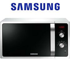 Samsung Mikrowelle 23 Liter 6 Leistungsstufen Auftauautomatik Timer 800 W