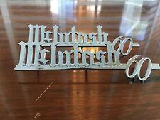 Mcintosh MC60 Emblem / Logo Reproduction
