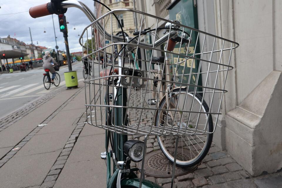 NEXTER Classic - Mørkegrøn - Nørreport Cykler