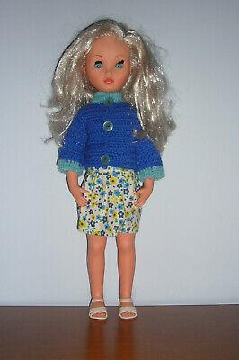 Abito Vintage Outfit No Bambola Alta Moda Fashion Doll Pouppe 43 Cm Furga Sebino Il Consumo Regolare Di Tè Migliora La Salute
