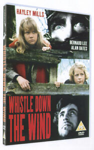 Whistle-Down-the-Wind-DVD-2004-Hayley-Mills-Forbes-DIR-cert-PG-NEW