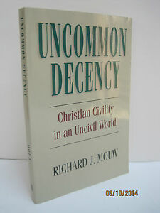 Christian Civility in an Uncivil World