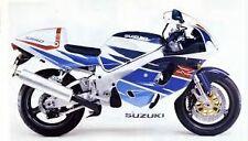 Suzuki GSXR600-750 Srad 1996-99  titanium engine bolt kit drilled head