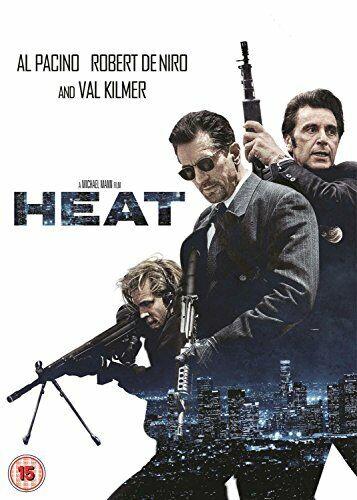 Heat (Remastered) [DVD] [1995] [DVD][Region 2]