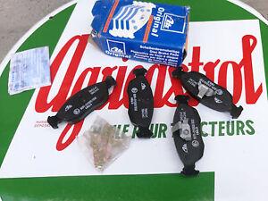Destockage! Plaquette De Frein Avant Peugeot 106 205 306 Citroen Xsara Picasso Nettoyage De La Cavité Buccale.