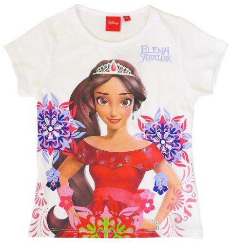 Mädchen Disney Elena Von Avalor Baumwolle Sommer Mode Top 3 Sich 6 Jahre