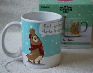 Paladone Fa La La Llamas Coffee Mug