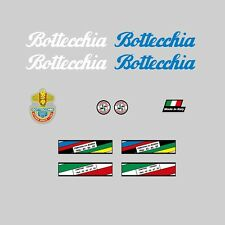 Bottecchia Bicycle Decals, Transfers, Stickers n.200