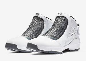2018 Nike Air Jordan 19 XIX Retro Flint