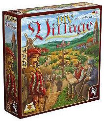 My Village Board Game eggertspiele BRAND NEW ABUGames