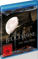 BLOODRAYNE 1 2 3 DAMPIR BOX Vampir TRILOGIE Bloodrain BLU-RAY Box Collection NEU