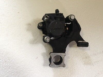 SUZUKI GSXR 1000 K7 K8 2007 BREAKING PARTS REAR BRAKE CALIPER AND BRACKET