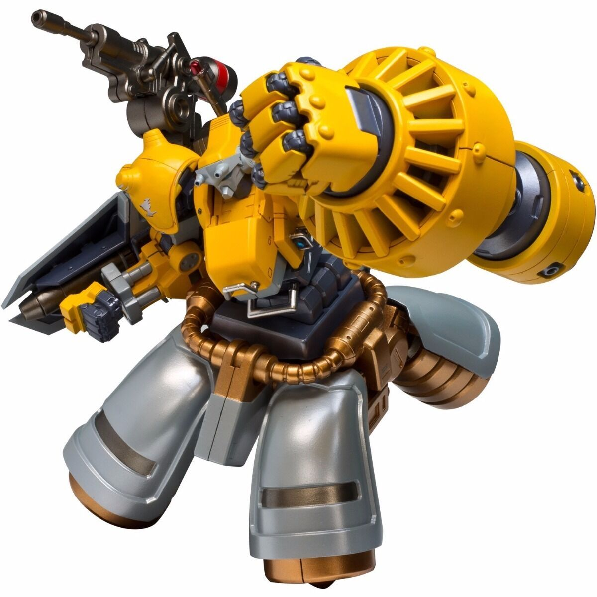 RIOBOT CYBERBOTS FULLMETAL MADNESS BLODIA RIOT Ver Action Figure Sentinel NEW